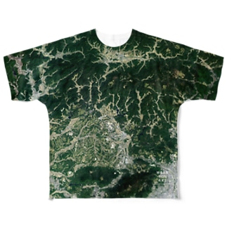 兵庫県 三田市 Full graphic T-shirts