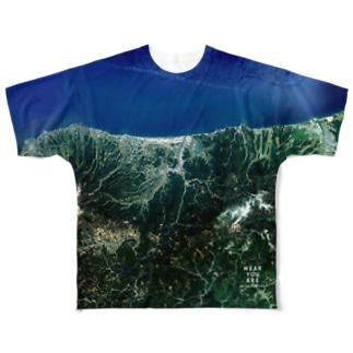 鳥取県 倉吉市 Full graphic T-shirts