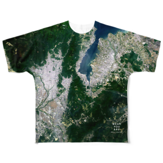 WEAR YOU AREの滋賀県 大津市 Full graphic T-shirts