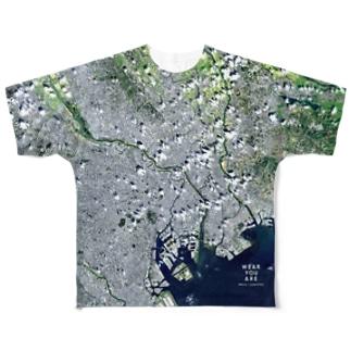 東京都 足立区 Full graphic T-shirts