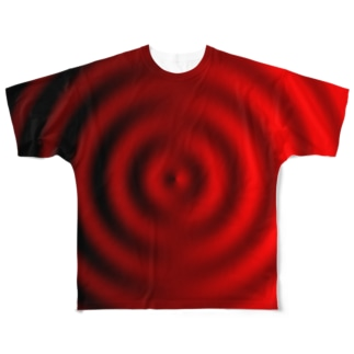 GLSLアート Full graphic T-shirts