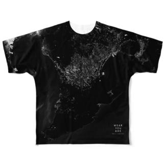 鹿児島県 鹿屋市 Full graphic T-shirts