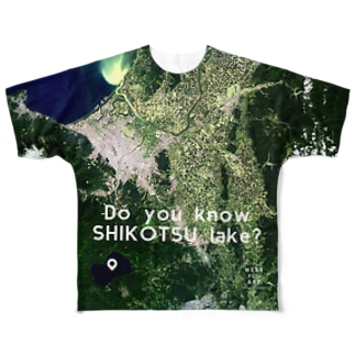 北海道 江別市 Full graphic T-shirts