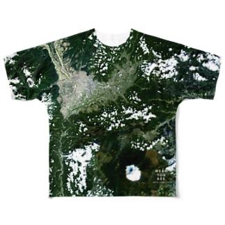 山梨県 笛吹市 Full graphic T-shirts