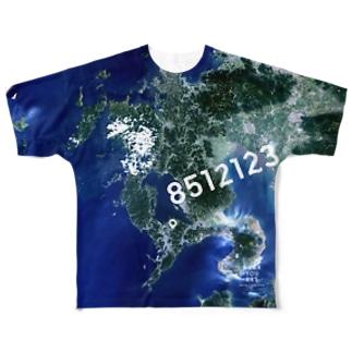 長崎県 東彼杵郡 Full graphic T-shirts