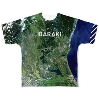 茨城県 笠間市 Tシャツ 両面 Full graphic T-shirts