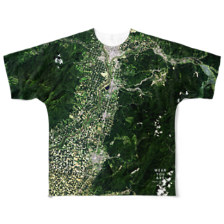 WEAR YOU AREの北海道 砂川市 Full graphic T-shirts