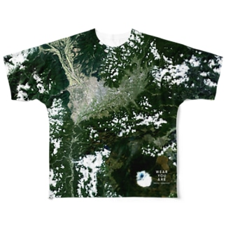 WEAR YOU AREの山梨県 甲府市 Tシャツ 片面 Full graphic T-shirts