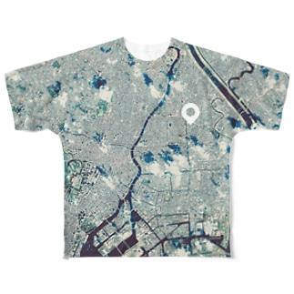 東京都 江東区 Tシャツ 片面 Full graphic T-shirts