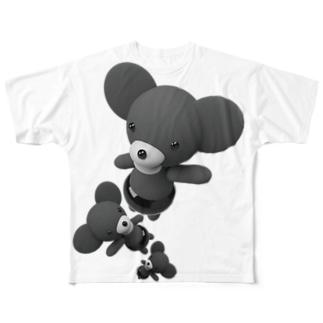 アビスマウス Full Graphic T-Shirt