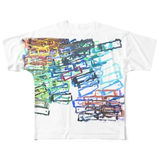 TAG Full graphic T-shirts