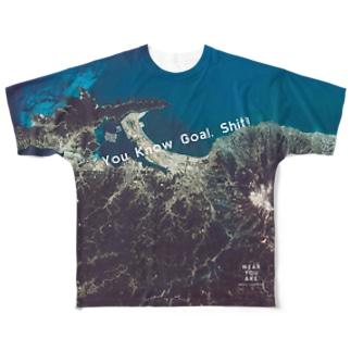 鳥取県 米子市 Tシャツ 両面 Full graphic T-shirts