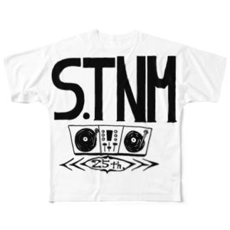 s.tnm birth Full graphic T-shirts