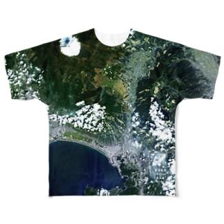 静岡県 裾野市 Tシャツ 両面 Full graphic T-shirts