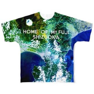 静岡県 裾野市 Tシャツ 片面 Full graphic T-shirts