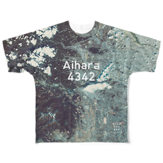 WEAR YOU AREの東京都 八王子市 Tシャツ 両面 Full graphic T-shirts