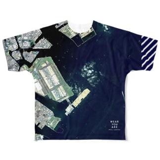 東京都 江東区 Tシャツ 両面 Full graphic T-shirts
