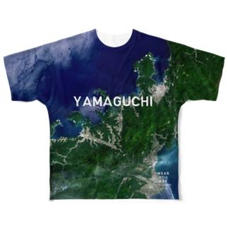 福井県 三方上中郡 Tシャツ 片面 Full graphic T-shirts