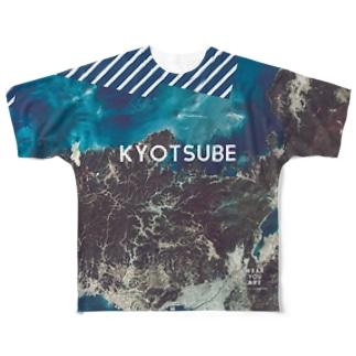 京都府 宮津市 Tシャツ 両面 Full graphic T-shirts