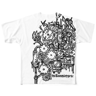 old system(FGT) Full graphic T-shirts