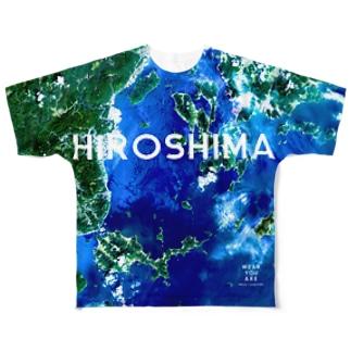 山口県 岩国市 Tシャツ 片面 Full graphic T-shirts