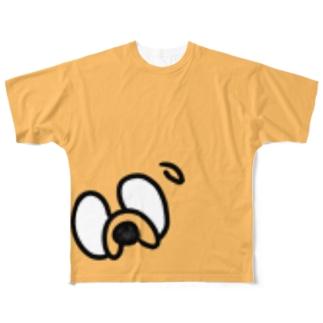 落書きアドベンチャー Full graphic T-shirts