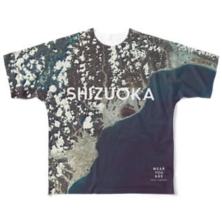 WEAR YOU AREの静岡県 静岡市 Tシャツ 両面 Full graphic T-shirts
