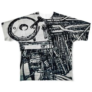 KAIBORG 02 Full graphic T-shirts