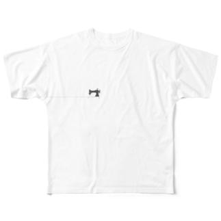 sewing machine #01 Full graphic T-shirts