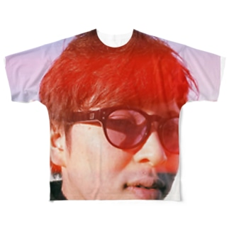 Kota Hara Full graphic T-shirts