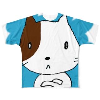 困ったブッチン Full graphic T-shirts
