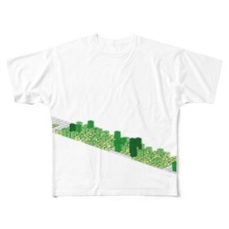 卍 Full graphic T-shirts