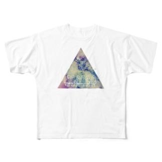 BOO HOO! フルグラフィックTシャツ
