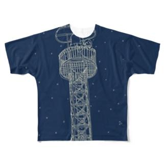 とう フルグラフィックTシャツ
