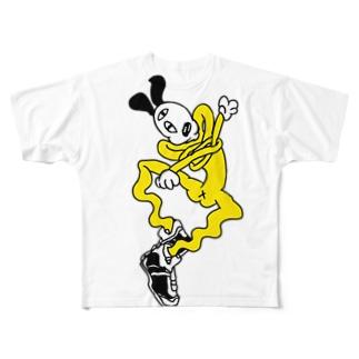 Kinked DD フルグラフィックTシャツ