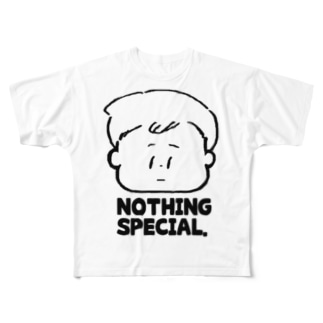 Nothing special. Full graphic T-shirts