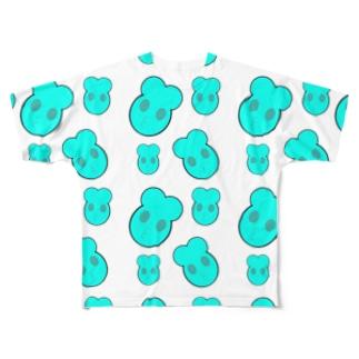 ちゅうまる フルグラフィックTシャツ