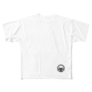 logo +¥500 Full graphic T-shirts