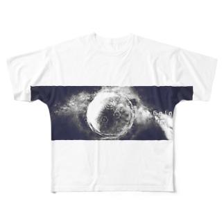 Galaxyなマグカップて1杯どう? フルグラフィックTシャツ