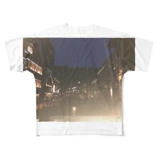 ♨️ Full graphic T-shirts