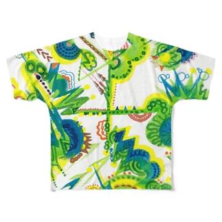 flash フルグラフィックTシャツ