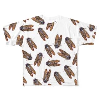セミスペシャル Full graphic T-shirts