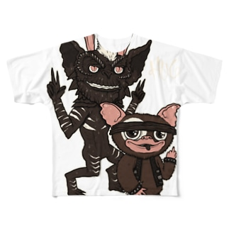 Best Friends Forever Full graphic T-shirts