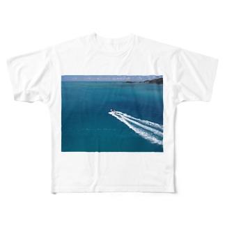 ウェーキー Full graphic T-shirts