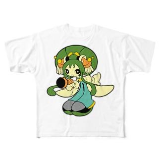 はるさめ Full graphic T-shirts