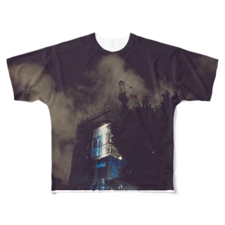 🚧 Full graphic T-shirts