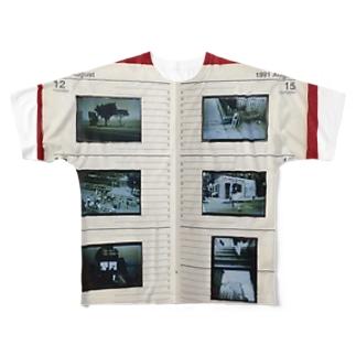 19910812 Full graphic T-shirts