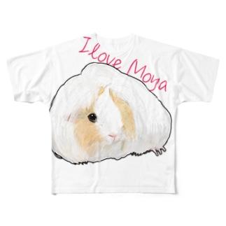 I love Moya Full graphic T-shirts