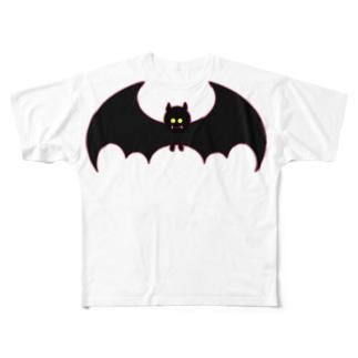 キキキィ~♪ フルグラフィックTシャツ