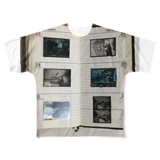 19910923 Full graphic T-shirts